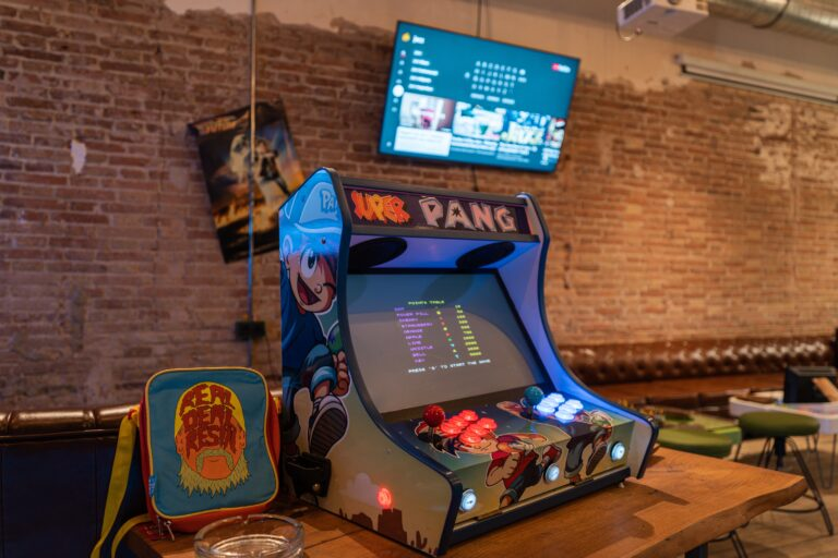 Ретро игровой автомат